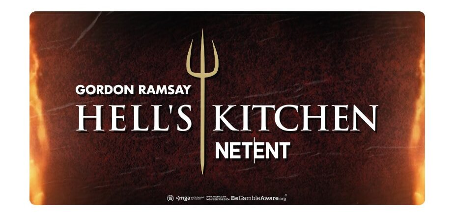 NetEnt Hells Kitchen Gordon Ramsay